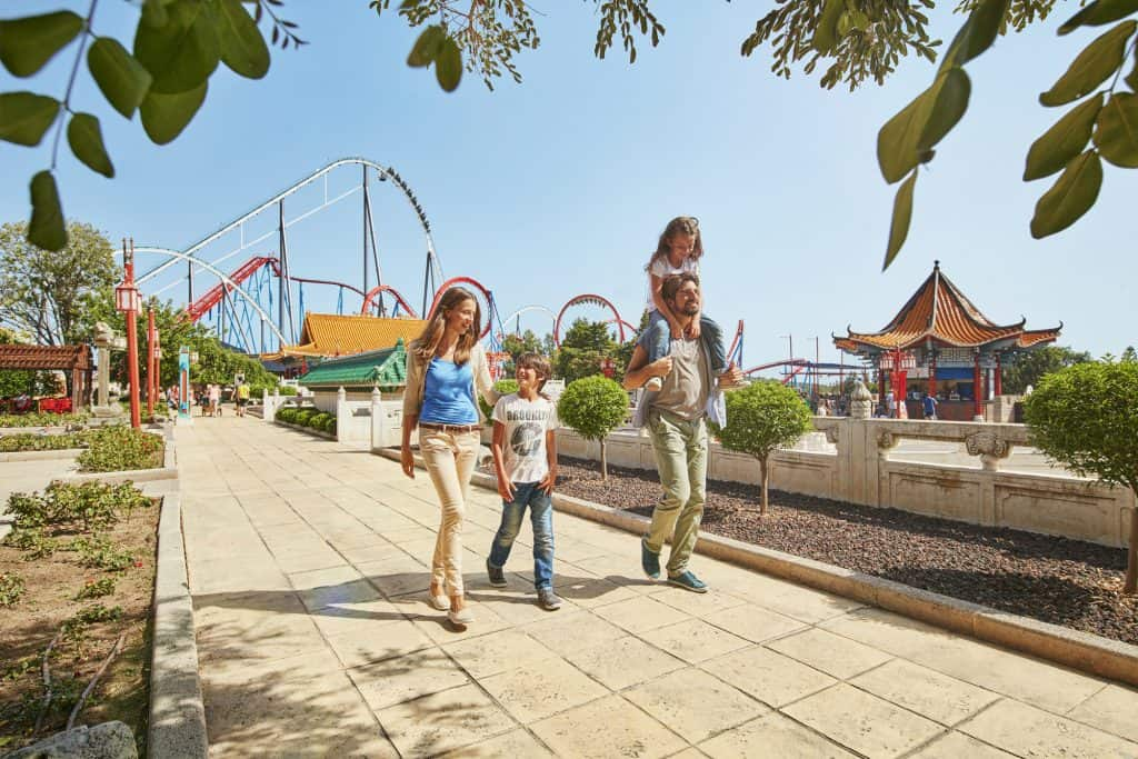 Port Aventura Park