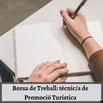 Borsa de treball Tècnic_a de Promoció Turística